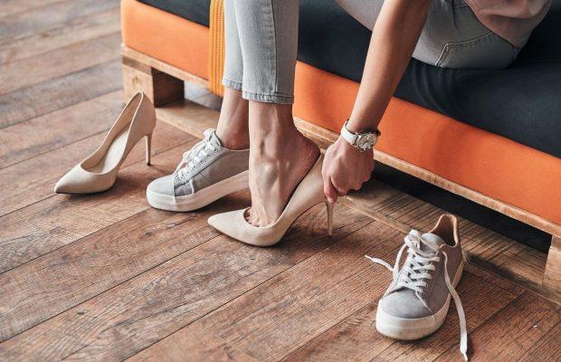 Quelles chaussures choisir pour une robe de soirée de créateur