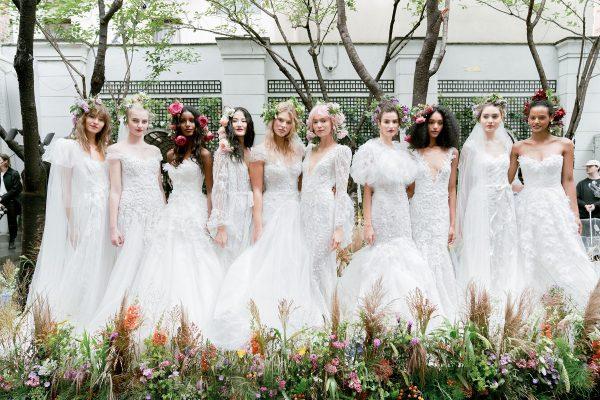 4 tendances des robes de mariée automne 2020 que nous aimons
