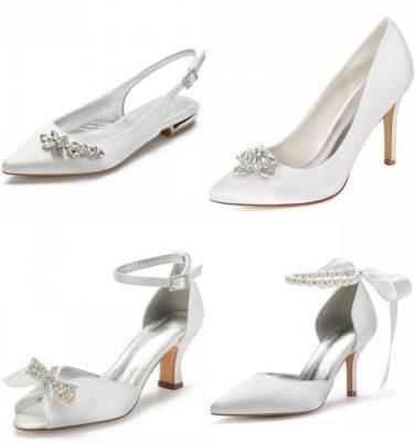 chaussures de mariage 2020